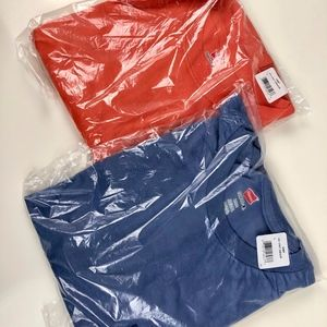 Hanes Mens Nano Pocket Tee - 2 Pack